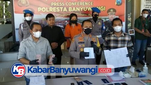 Ditetapkan Tersangka, Owner Investasi Bodong Lebaran Dalam Penjara