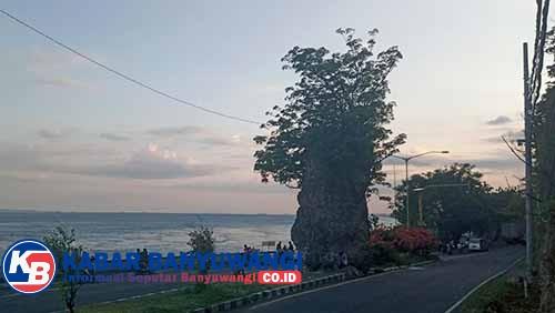Kisah Mistis dan Ragam Kuliner Juga Pesona Wisata di Pantai Watu Dodol Banyuwangi