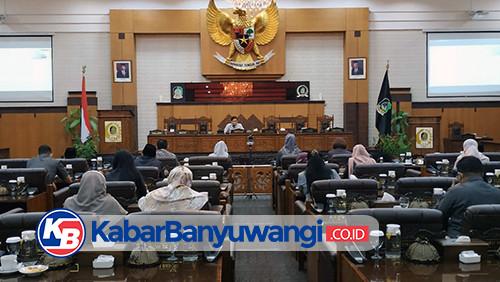 TAPD dan Banggar DPRD Banyuwangi Bahas KUPA-PPAS 2021