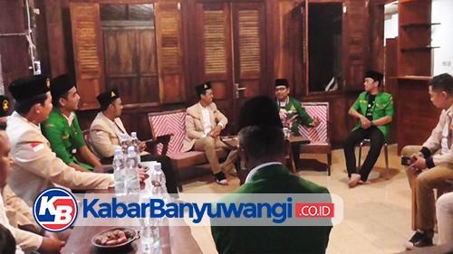 Gelar Dialog, Pemuda Muhammadiyah dan GP Ansor Wujudkan Peran Bersama Membangun Banyuwangi