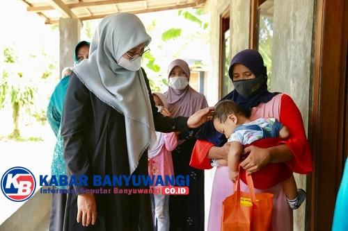 Ipuk Ajak Kader PKK Aktif Monitor Ibu Hamil dan Balita di Masa Pandemi