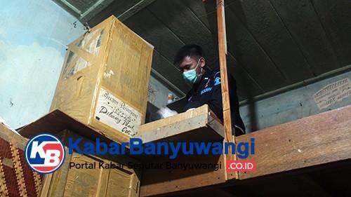 Razia Mendadak di Lapas Banyuwangi, Sita HP hingga Sajam Modifikasi