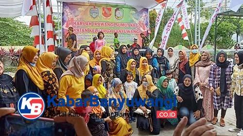 Ikawangi Sumatera Utara Rayakan Ulang Tahun ke-2