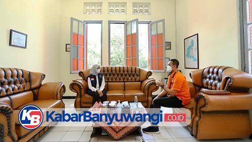 Bupati Banyuwangi Cek Persiapan Pencairan BST Rp600.000 untuk 45.633 Keluarga