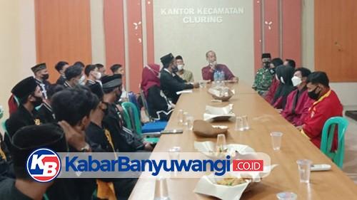 Perguruan Pencak Silat Cluring Segera Launching Forum