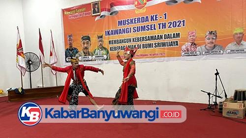 Kekompakan ISG Sumatera Selatan Membuat Decak Kagum Anggota DPRD Setempat