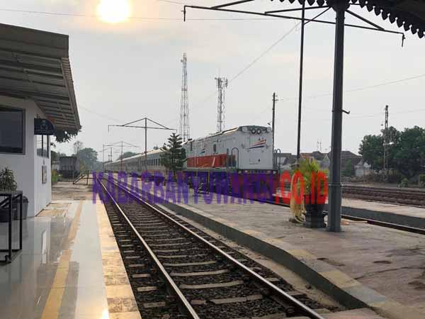 PT KAI  Daop 9 Jember Siapkan Pedoman New Normal untuk Pelanggan Kereta Api