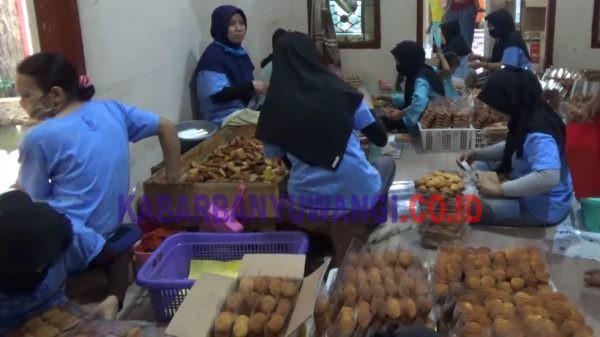 Ditengah Pandemi Covid-19 Omzet Penjualan Kue Lebaran Turun 50 Persen