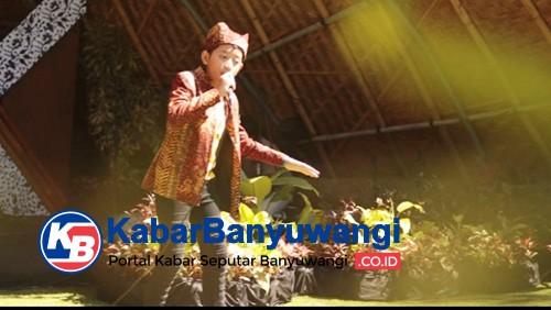 """Dinas Kebudayaan dan Pariwisata Launching Lagu """"Pariwisata Banyuwangi"""""""