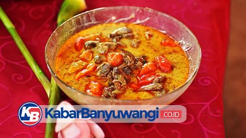 Kuliner Tumpang Pitu Burung Terkukur, Makanan Menyambut Tamu Istimewa