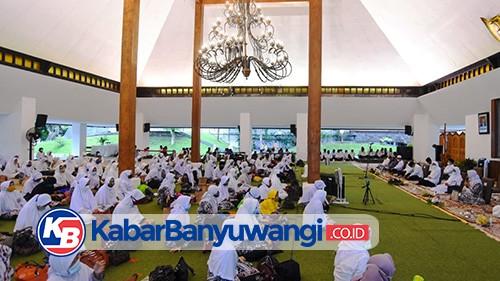 Sambut Nuzulul Quran, Pemkab Banyuwangi Gelar Khataman Akbar untuk Bangsa
