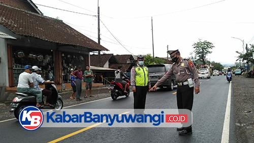Kecelakaan Beruntun, Seorang Pemotor Diduga Korban Tabrak Lari Tewas di Kalibaru