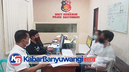 Diduga Terlibat Pengeroyokan Dua Remaja Diringkus Polisi