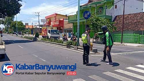 Kecelakaan Ambulance Versus Pemotor, Korbannya Anggota Polri