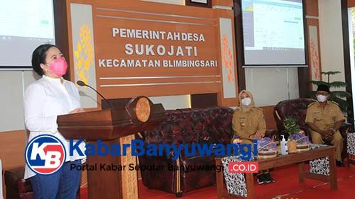 Kunjungi Banyuwangi, Ketua DPR Puan Maharani Apresiasi Inovasi Pelayanan Publik