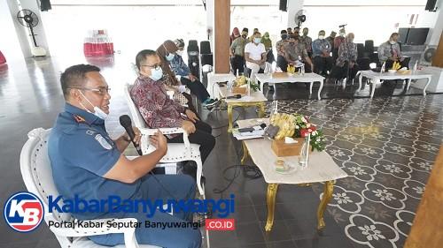 Rapat Lintas Sektor, Banyuwangi Kebut Gerai Pelayanan Publik Khusus Nelayan