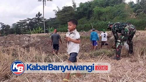 Ridwan, Bocah Kecil yang Berkeinginan Menjadi Prajurit TNI
