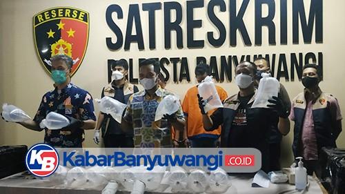 Polisi Gagalkan Penyelundupan 21 Ribu Lobster Tujuan Vietnam