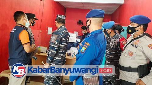 Klinik Jasa Rapid Test di Kawasan Pelabuhan Ketapang Disidak, 10 Klinik Diduga Melanggar