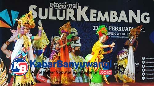 Kenang Karya Almarhum Sumitro Hadi, Gelar Festival Sulur Kembang