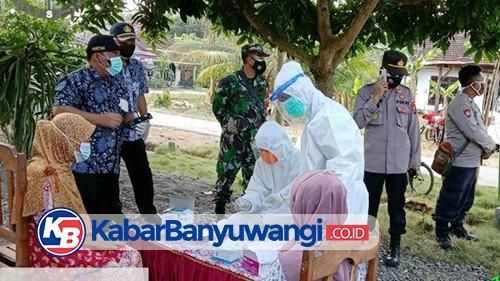 Kasus Covid-19 di Banyuwangi, 25 Orang Positif Diduga Klaster Hajatan