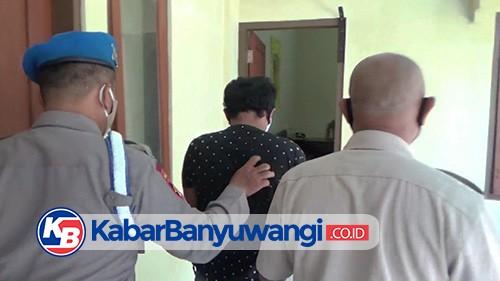 Ditinggal Istri Jadi TKW, Ayah asal Dusun Blokagung Hamili Anak Kandung