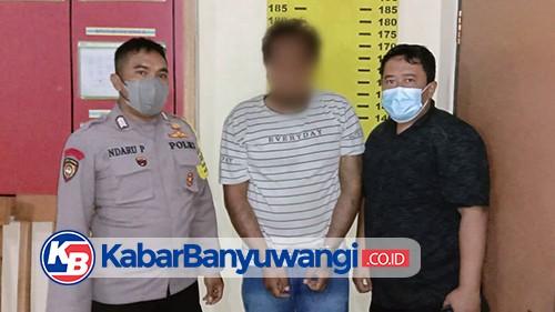 Residivis Pengedar Pil Trex Dibekuk Unit Reskrim Polsek Songgon