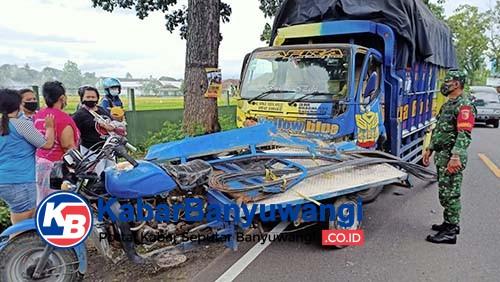 Kecelakaan Karambol Libatkan Enam Kendaraan