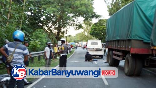 Pemotor Vario yang Terlibat Kecelakaan Beruntun, Meninggal di Rumah Sakit