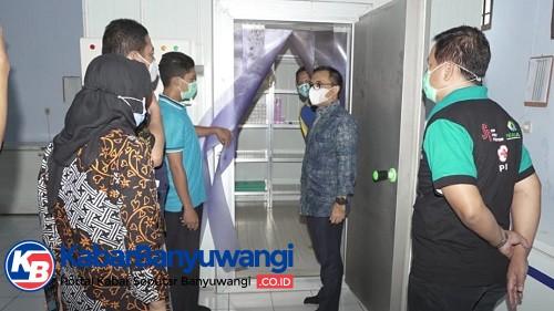 Besok, 4000 Vaksin Tiba di Banyuwangi, Bupati Anas Akan Divaksin Pertama