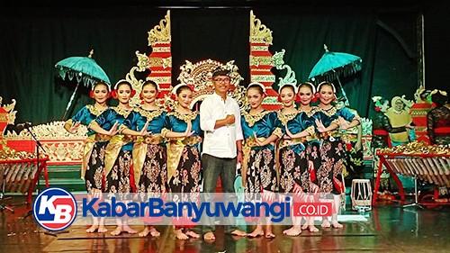 Peringatan Hari Tari Dunia Disambut Antusias Seniman Tari Banyuwangi