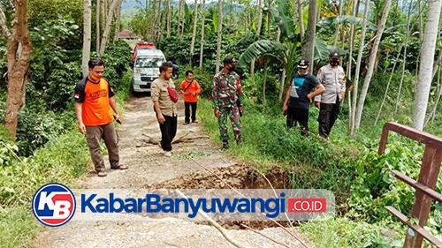 Puluhan Rumah Hingga Fasum Rusak Parah Diterjang Banjir Sungai Karang Tambak Desa Kandangan