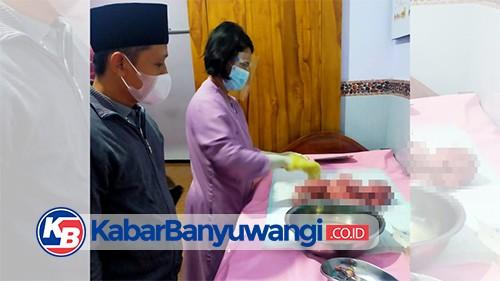 Bayi Baru Lahir Ditemukan Tergeletak di Teras Toko Desa Kaligondo
