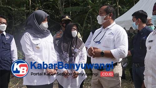 Senyum Petani Berkat Dam Kali Kawat