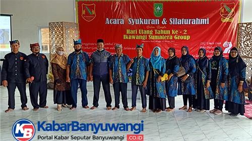 Merangkai Persaudaraan Orang Banyuwangi di Pulau Sumatera