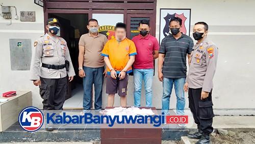 Polisi Bekuk Pengedar dan Sita Ribuan Pil Trex