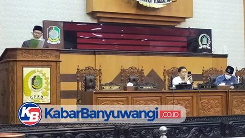 Bapemperda Sampaikan Hasil Progres Pembahasan Tiga Raperda Inisiatif Dewan