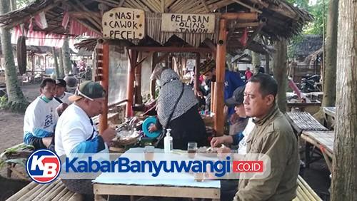 Pasar Wit-Witan Singojuruh, Mencoba Bangkit dari Keterpurukan Akibat Pandemi